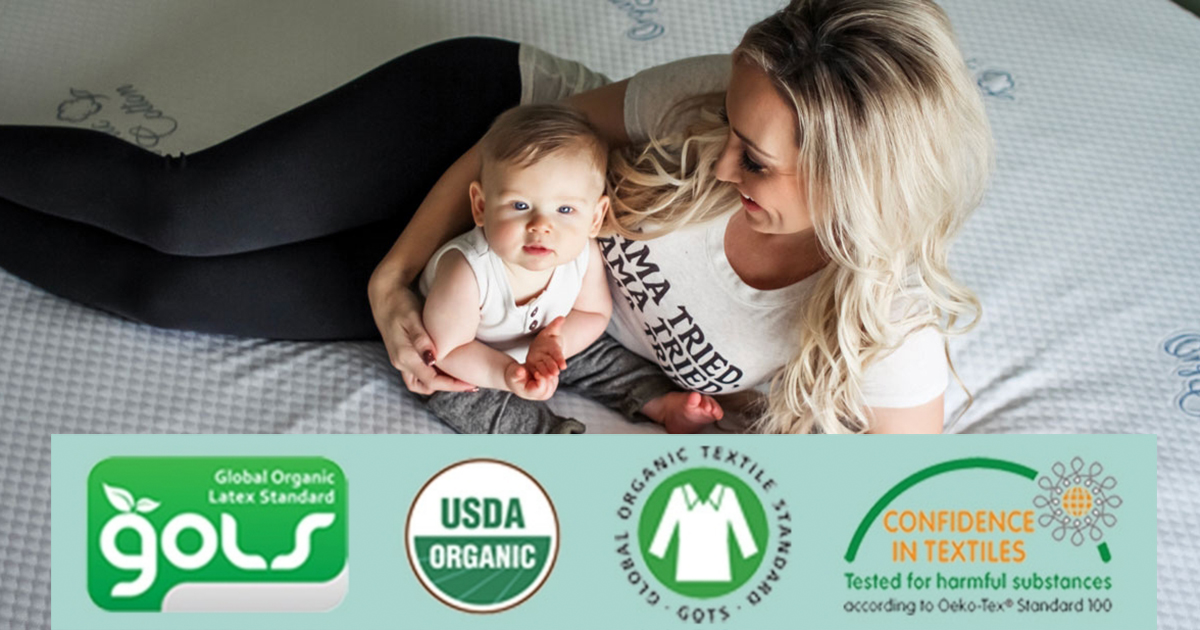Our Certified Organic Ingredients
