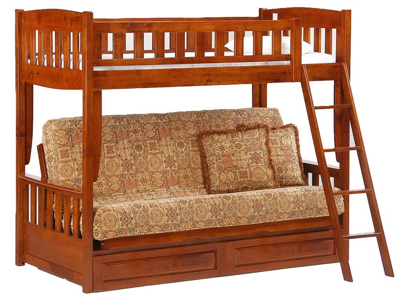 What Is A Futon Bunk Bed
